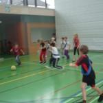 Training mit dem FC 09