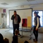 Projektpräsentation Metehan und Burcu