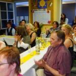 Kollegium,Eltern und Schüler feierten gemeinsam