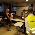 Das Schülergericht verurteilt Frau Neumaier