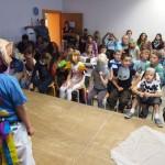 Schulversammlung vor den Ferien