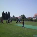 Fußball mit Petziball