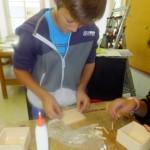 Bau eines Würfelsspiels