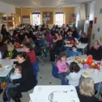 Unser größter Raum war voll besetzt !