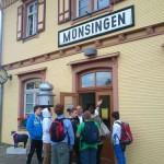 Bahnhof Münsingen