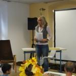 Begrüßung durch Schulleiterin Frau Neumaier