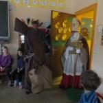 Nikolaus und Knecht Ruprecht besuchen uns