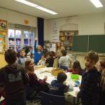 Basteln und Spielen im Klassenzimmer von Kl.5-7