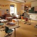 Alle Klassenzimmer waren geöffnet