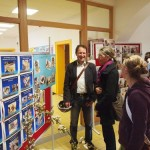 Ausstellung der Projektarbeiten der Kl.8/9