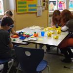 BAsteln udn Spiele im Klassenzimmer von Kl.5-7