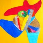 Nana- nach Niki de Saint Phalle- von Kl.4