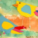 Bunte Vögel von Chantalle