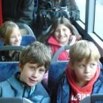 1 Busfahrt nach Meersburg