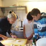 Kochkurs bei Frau Neumaier