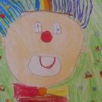 Clowns von Kl.1/2