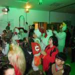 Party im Schulversammlungsraum
