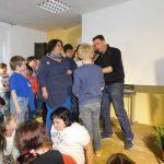 Verabschiedung von Schulsozialarbeiter Dirk Attenhauser