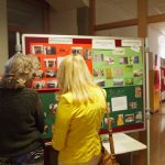 Ausstellung der Berufsvorbereitungswoche